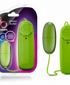 B Yours Power Bullet Lime