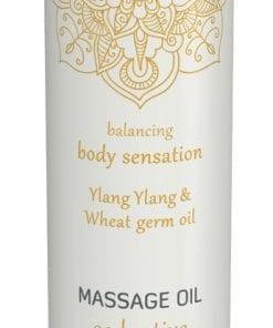 Shiatsu Massage Oil Seductive Ylang Ylang And Wheat Germ Oil 100ml