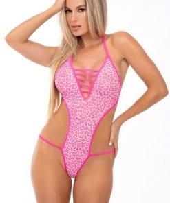 V Is For Vixen Bodysuit