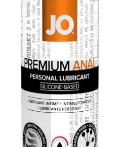 JO Anal Premium Warming 2 Oz / 60 ml