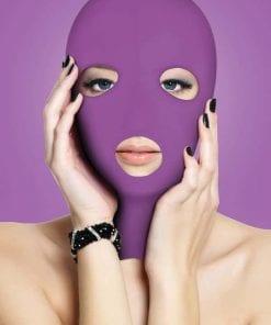 Subversion Mask - Purple